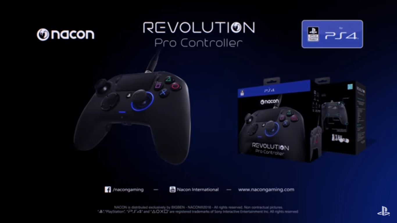 Nacon Revolution PS4 - Real Elite Gaming